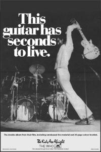 Guitar smash